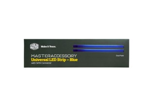 LED Strips-Blue